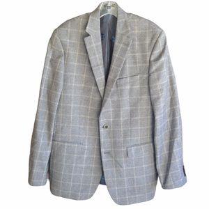 Vince Camuto Wool Suit Jacket Size 42L
